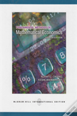 Wook.pt - Fundamental Methods Of Mathematical Economics