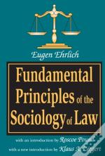 Fundamental Principles Of The Sociology Of Law