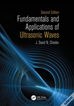 Wook.pt - Fundamentals And Applications Of Ultrasonic Waves, Second Edition