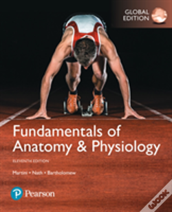 Wook.pt - Fundamentals Of Anatomy & Physiology (Hardback), Global Edition