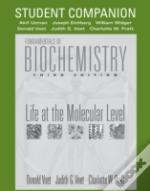 Fundamentals Of Biochemistrystudent Companion