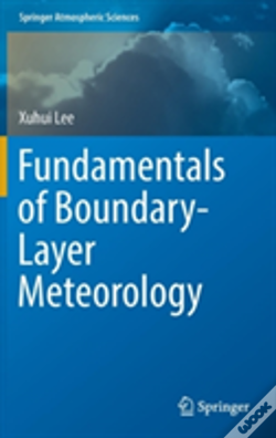 Wook.pt - Fundamentals Of Boundary-Layer Meteorology
