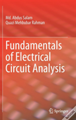 Wook.pt - Fundamentals Of Electrical Circuit Analysis