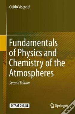 Wook.pt - Fundamentals Of Physics And Chemistry Of The Atmosphere