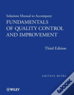 Fundamentals Of Quality Control And Improvementstudent Solutions Manual