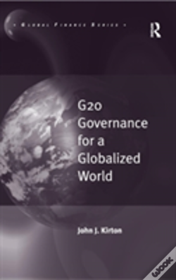 Wook.pt - G20 Governance For A Globalized World