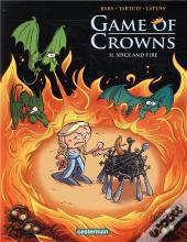 Game Of Crowns - T2 - Spice And Fire