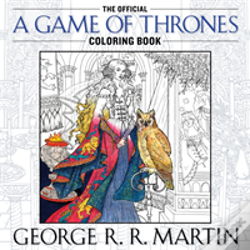 Wook.pt - Game Of Thrones Coloring Book