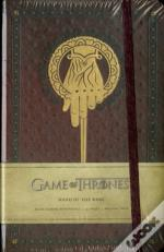 Game of Thrones Journal - Hand of the King