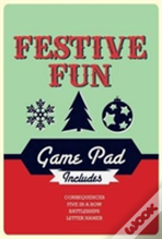 Game Pad - Festive Fun