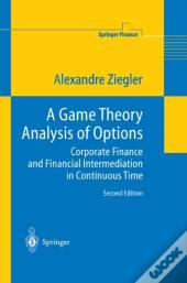 Game Theory Analysis Of Options