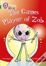 Games Player Of Zobband 15/Emerald