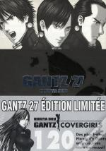 Gantz T.27 ; Edition Cover Girl