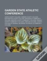 Garden State Athletic Conference: Union County College, Camden County College, Burlington County College, Brookdale Community College