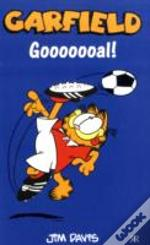 Garfield Pocket Book Gooooooal!
