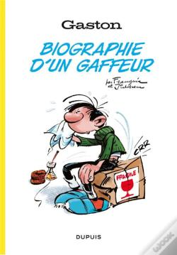 Wook.pt - Gaston,Biographie D'Un Gaffeur T1 Gaston, Biographie D'Un Gaffeur - Tome 1 - Gaston, Biographie D'Un