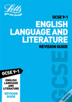 Wook.pt - Gcse 9-1 English Language And English Literature Revision Guide
