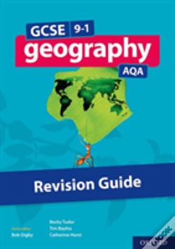 Wook.pt - Gcse 9-1 Geography Aqa Revision Guide