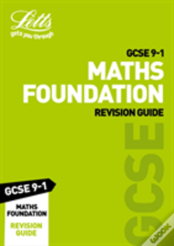 Wook.pt - Gcse 9-1 Maths Foundation Revision Guide