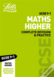Gcse 9-1 Maths Higher Complete Revision & Practice
