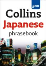Gem Easy Learning Japanese Phrasebook