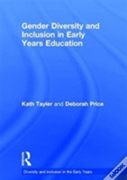 Wook.pt - Gender Diversity And Inclusion In Early Years Education