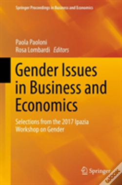 Wook.pt - Gender Issues In Business And Economics