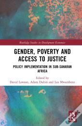 Gender, Poverty And Access To Justice