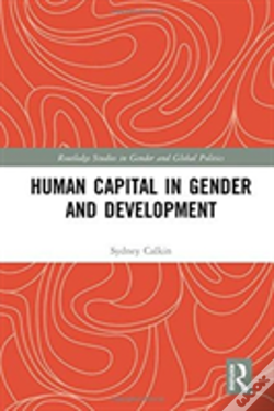Wook.pt - Gendering Human Capital In The Governance Of Development