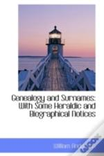 Genealogy And Surnames