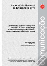 Generalizing positive intergroup relations in realistic settings