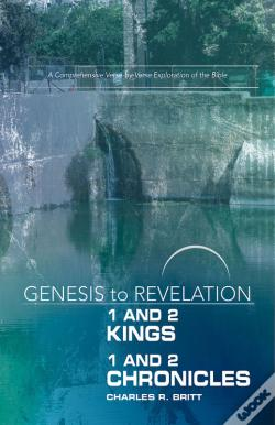 Wook.pt - Genesis To Revelation: 1 And 2 Kings, 1 And 2 Chronicles Participant Book [Large Print]