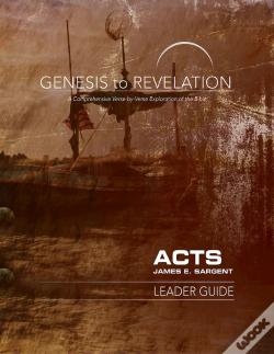 Wook.pt - Genesis To Revelation: Acts Leader Guide - Ebook [Epub]