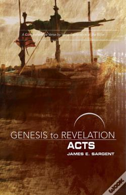 Wook.pt - Genesis To Revelation: Acts Participant Book - Ebook [Epub]
