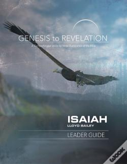 Wook.pt - Genesis To Revelation: Isaiah Leader Guide