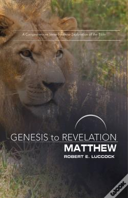Wook.pt - Genesis To Revelation: Matthew Participant Book - Ebook [Epub]