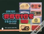 Genuine Plastic Radios Of The Mid-Century