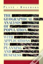 Geographical Analysis Of Population