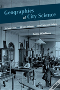 Wook.pt - Geographies Of City Science