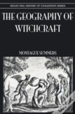 Geography Of Witchcraft