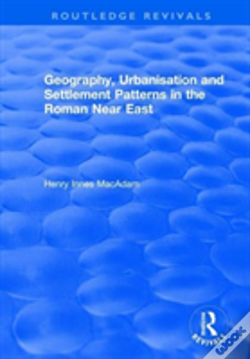 Wook.pt - Geography Urbanisation And Settlem