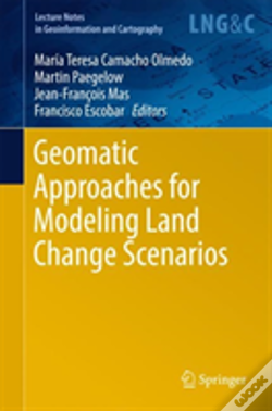 Wook.pt - Geomatic Approaches For Modeling Land Change Scenarios