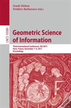 Wook.pt - Geometric Science Of Information