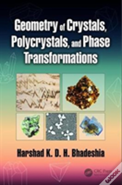 Wook.pt - Geometry Of Crystals, Polycrystals, And Phase Transformations