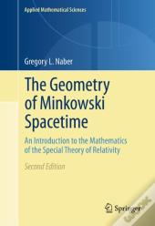 Geometry Of Minkowski Spacetime