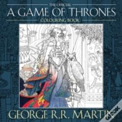 Wook.pt - George R. R. Martin'S Game Of Thrones Colouring Book