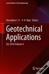 Geotechnical Applications