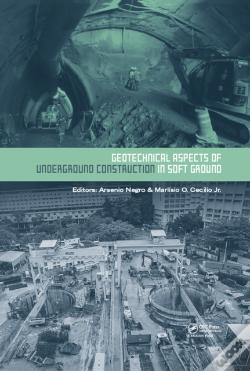 Wook.pt - Geotechnical Aspects Of Underground Construction In Soft Ground
