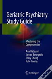 Geriatric Psychiatry Study Guide