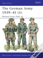 German Army, 1939-45western Front, 1944-45